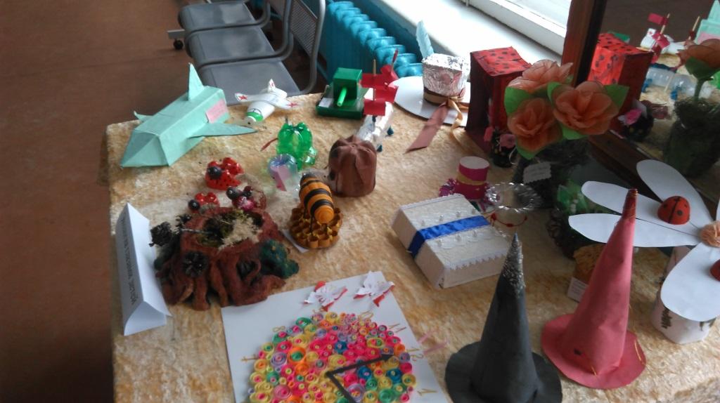 Экологические конкурс для детского сада